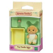 Sylvanian families bebe poodle toy epoch magia 5260 - Epoch magia