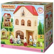 Sylvanian Families Casa 3 Três Histórias 2754 Epoch -