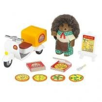 Sylvanian families pizza delivery epoch magia 5238 - Epoch magia