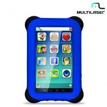 "Tablet 7"" Android 4.4 Quad Core Kid Pad Azul NB194 - Multilaser - Multilaser"