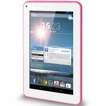 Tablet 7 Pol Dual Core Rosa 8Gb Android 4.4 Nb118 Multilaser -