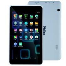 "Tablet 7"" WiFi 1GB 8GB da Philco PH7O - Android 5.1 -"