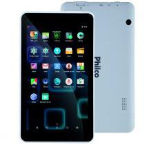 "Tablet 7"" WiFi 1GB 8GB da Philco PH7O - Android 5.1 - Philco"