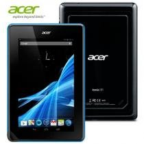 Tablet Acer Iconia B1-A71, Dual Core, Ram 512mb, Hd 8gb, Wi-Fi, Tela 7, Android 4.1 -