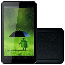 """Tablet Amvox ATB-440 Preto, Memória 8GB, Quad Core, Tela 7"""", Câm 1.3MP, Android 4.4 - Wi-Fi - Amvox"""