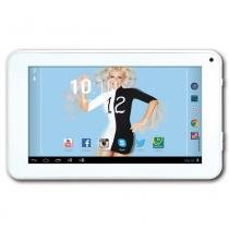 Tablet Android 4.2 Xuxa com Headphone - Tela 7 Multi-Touch e 8GB - Candide -