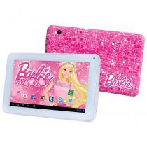 Tablet Barbie Fantastic Pad Android 4.1 Wi-Fi Tela 7 Touchscreen e 8GB - Candide -
