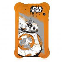 Tablet Disney Star Wars - NB238 - Laranja - Multilaser