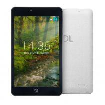 Tablet DL Creative Tela 7 8GB Wi-Fi Quad Core 1 Câmera TX380BRA - Dl tablets