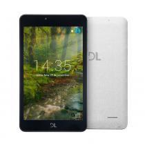 Tablet DL Futura T8, Tela 7, 8GB, Câmera, Wi-Fi, Android 7.1 e Processador Quad Core de 1.2 Ghz -