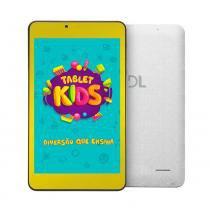 Tablet DL Kids C10 Android 7.1 Tela 7 8GB WI-FI Câmera Frontal TX394BBV -