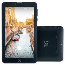 Tablet DL Mobi, 8GB, Dual Chip, 3G, Wi-Fi, Bluetooth, Preto - TX384 -