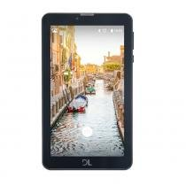 Tablet DL Mobi Tela 7 Dual Chip 8GB Quad Core 1 Câmera - Dl tablets