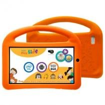 Tablet dl play kids branco tx330bra tela 7, wi-fi, 8gb - Dl