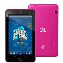Tablet DL Xpro Tp266Bra 8GB Tela 7 Android 4.4 Wi-Fi Intel Dual-Core Duas Câmeras - Dl tablets