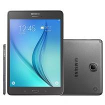 "Tablet Galaxy Tab A P355M Cinza, Tela 8"", 3G+WiFi, Android 5.0, 5MP, 16GB - Samsung -"
