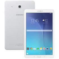 "Tablet Galaxy Tab-E T561M 8GB 9.6"" Wifi 3G 2 Câmeras Branco - Samsung - Samsung"