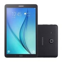 "Tablet Galaxy Tab E T561M, Preto, Tela 9.6"", 3G+WiFi, Android 4.4, 5MP/2MP, 8GB - Samsung -"