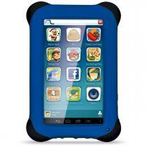 Tablet Infantil 7 Pol Android 4.4 Azul Nb124 Multilaser -
