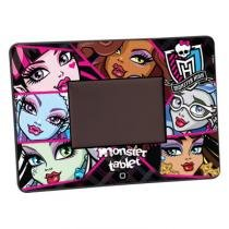 Tablet Infantil - Monster High Touch Pad - 80 Atividades - Candide - Candide