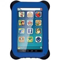 Tablet kid pad 7 quad core azul multilaser nb194 - Multilaser