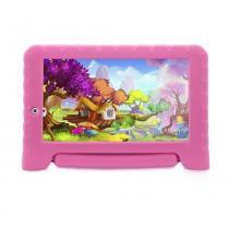 Tablet Kid Pad Plus - Pink - NB279 - Multilaser
