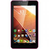Tablet M-Pro 7 Pol Câmera 2.0 Tv 3G Pink Nb131 Multilaser -