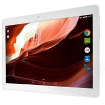 Tablet M10a 3G Quad Core 16Gb 10 Pol Branco Nb254 Multilaser -