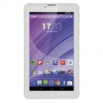 Tablet M7 Quad Core Dual Chip 3G 8Gb 7 Pol Branco Multilaser -