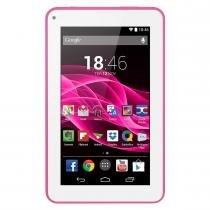 Tablet M7S 7 Polegadas 8GB Quad Core Rosa NB186 - Multilaser Multilaser