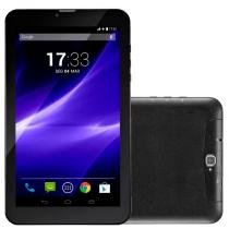"""Tablet M9 3G NB247, Preto, Tela 9"""", 3G+Wi-Fi, Android 6.0, 2MP, 8GB - Multilaser -"""
