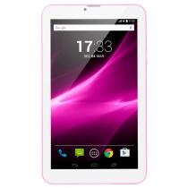 Tablet M9-3G Qc Rosa 8gb Memoria Interna  - Multilaser MUL-003 -