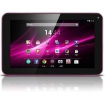 Tablet M9 9 Polegadas 8GB Quad Core Rosa NB174 - Multilaser Multilaser