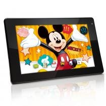 Tablet Magic Disney 2 Android 4.1 Wi-Fi Tela 7 Touchscreen e Memória Interna 8GB - Tectoy - Tectoy
