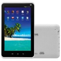 "Tablet Mondial TB-13. Branco, Tela 7"", Wi-Fi, Android 5.1.1 , 2MP, 8GB -"