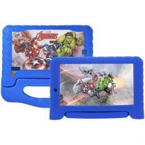 Tablet Multilaser Disney Avengers Plus 8GB 7 - Wi-Fi Android 7.0 -