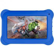Tablet Multilaser Disney Vingadores, Processador Quad Core, 8GB, Wi-Fi - NB240 - MULTILASER