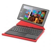 Tablet Multilaser Hibrido 8.9 Windows Intel Quad Core 1gb Ram+16 Gb Dual - Red - Multilaser