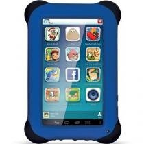 Tablet Multilaser Kid Pad 8Gb , Quad Core , Android 4.4 , Cam 2.0 MP, Azul - NB194 - Multilaser