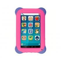 Tablet Multilaser Kidpad NB195 8GB Tela 7 Android 4.4 Quad-Core 2 Câmeras - Multilaser informatica