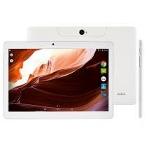 "Tablet Multilaser M10A 16GB 10"" 3G Wi-Fi - Android 7 Proc. Quad Core Câm. 5MP + Frontal"