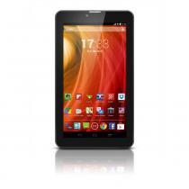 "Tablet Multilaser M7 3G Preto Dual chip 4.4 Dual Câmera 7"" 8GB Func. Telefone- NB162 - Preto - Multilaser"