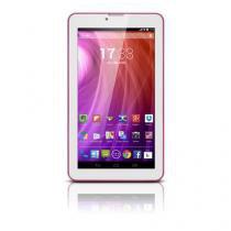 Tablet Multilaser M7, Android 4.4, Dual Core, 7 Polegadas, Processador 1.2Ghz, 3G Rosa - Nb164 - Multilaser