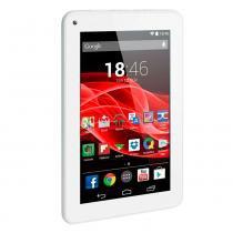 "Tablet Multilaser M7S, Branco, NB185, Tela de 7"", 2MP, 8GB -"