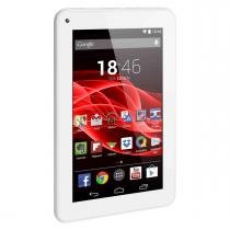 "Tablet Multilaser M7S NB185 Branco Quadri Core Wifi 7"" 8Gb Dual Camera OUTLET -"