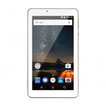 Tablet Multilaser M7S Plus Quad Core Câmera Wi-Fi 1 GB de RAM Tela 7 Memória 8GB  Rosa - NB275 -