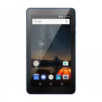 Tablet Multilaser M7S Plus Quad Core Câmera Wi-Fi 1 GB de RAM Tela 7 pol. Memória 8GB  Azul - NB274 -