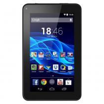 Tablet Multilaser M7S Quad Core 7 Polegadas 8 GB Dual Camera Wi-fi Preto NB184 - Multilaser
