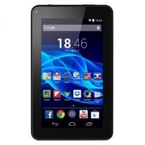 Tablet Multilaser M7S, Quad Core, 8GB, Dual Câmera, Wi-Fi, Preto - NB184 -