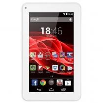 Tablet multilaser m7s - tela 7 android 4.4 quad core 1.2ghz, camera, 8gb, 3g wi-fi - nb185 - branco -